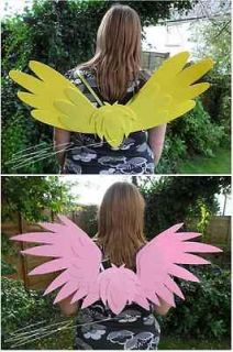 Princess / Chibi Angel Wings  Can be used for My Little Pony