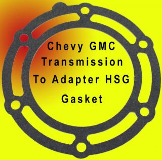 Gasket Value Pack   Transfer Case Adapter Gasket   GM Ford Chrysler