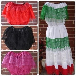 Cinco de Mayo Mexican Independence Day Dress Mexico Fiesta Party Dress