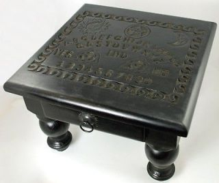 Spirit Board (Ouija) Altar Table w/Drawer! Fantastic!