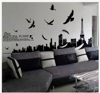 Paris bedding on popscreen - Stickers muraux paris ...