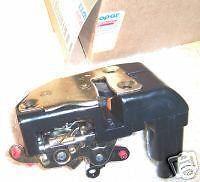 Jeep Grand Cherokee Power Door Lock Latch Motor Drivers Left Front New