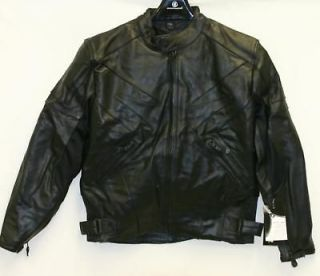 Newly listed Close Out Leather Crotch Rocket Racing Jacket Armored