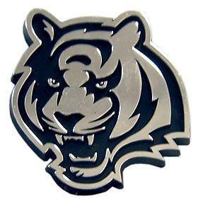 Cincinnati Bengals CAT Auto Car Truck Chrome Emblem Decal NFL Football