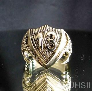 KING SAMCRO BABY SONS OF ANARCHY KEITH RICHARDS CHROME HEARTS RING