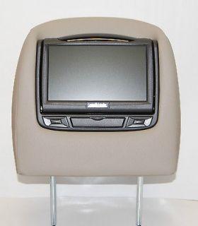 ford headrest dvd player
