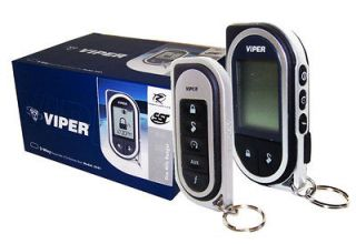 Viper 5501 Car Remote Start And Keyless Entry 2 Way System Viper