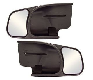 CIPA 10800 1 Pair of Custom Towing Mirrors For Chevrolet/GMC Trucks