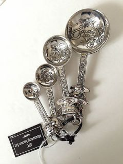 High Quality Measuring Spoon Set, Decorative, Collector and functional