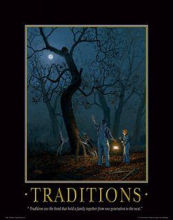 Coon Hunting Motivational Poster Lights Traps Walker Bluetick Hound
