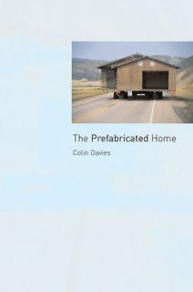 THE PREFABRICATED HOME   COLIN DAVIS (PAPERBACK) NEW