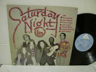 SATURDAY NIGHT LIVE nr mint vinyl lp LIVE belushi