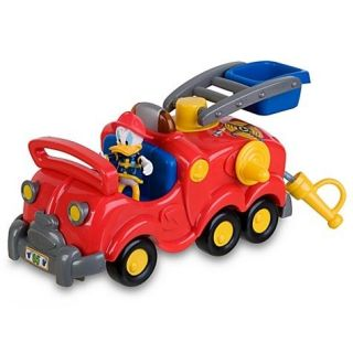 MICKEY MOUSE CLUBHOUSE DONALD DUCK FIRE TRUCK  DONALD