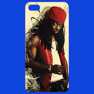 Apple IPHONE 5 Lil Wayne Hard Case Cover NEW iphone