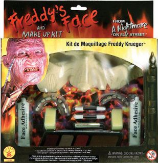 Freddy Krueger Makeup Kit   Freddy Krueger Costume Accessories
