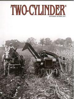 John Deere tractor Corn Pickers, JD Wagons, 60 orchard