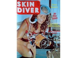 1962 May Skin Diver Magazine Air Force