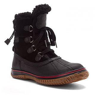 Pajar   Iceland Black Leather WaterProof Snow Boot / Ski Boot