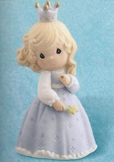 Precious Moments PRETTY AS A PRINCESS figurine #526053   Retail $35