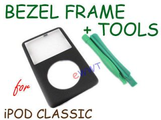 Front Bezel Cover Case + Tools for iPod Classic 80GB 160GB ZVHR156