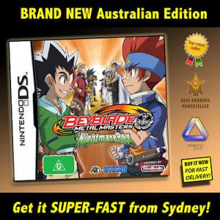 beyblade metal masters in Video Games & Consoles