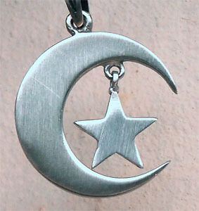 Crescent Moon Star