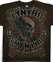 Skynyrd Sweet Home Alabama Premium Concert Band Shirt S M L XL 2X