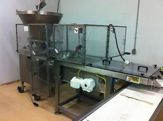 VEMAG 500 B EXTRUDER W/RECIPROCATIN G COOKIE PRODUCTION LINE