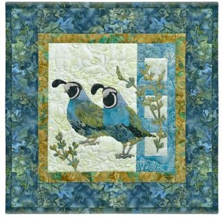 Ryan Quilt Pattern Fields End Quail Bird Covey Cove DIY Quilting
