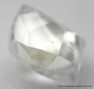 66 H FLAWLESS CLEAN WHITE DIAMOND NATURAL UNCUT RAW ROUGH DIAMOND