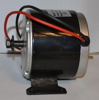250 W 24V DC electric motor kit w control box for scooter ebike go