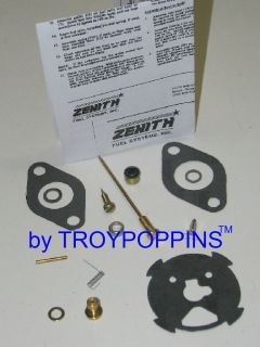 CARB GASKET/JET/SEA LS REBUILD KIT CUSHMAN PART 161768 OMC 18HP 22HP