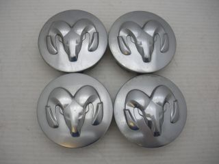 Set of 4 Dodge Dakota 1500 Pickup Durango 52110398 Wheel Center Caps