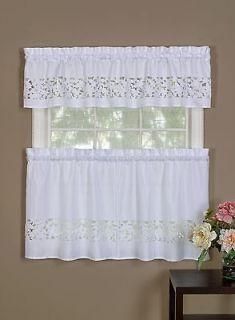 Window Curtain Valance : Video : Home & Garden Television