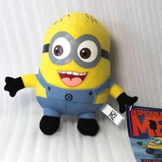 Despicable Me Minion Plush Soft Toy Dave Character Stuffed Animal Doll