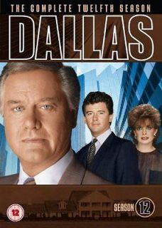 Dallas   Season 12 *DVD* NEW
