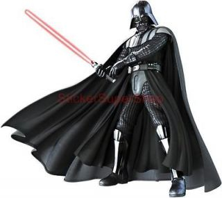 Choose Size   STAR WARS DARTH VADER Decal Removable WALL STICKER Art