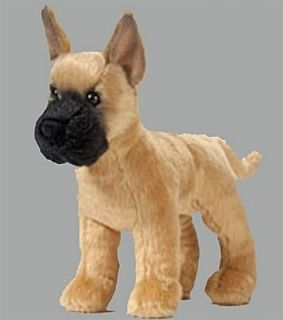 GREAT DANE DOG STUFFED PLUSH DOGS BY DOUGLAS WITH