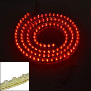 Red LED Light Waterproof Home Tree Branch Decoration Lamp Strip 120cm