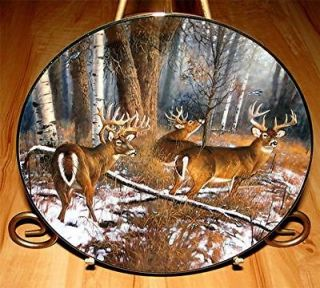 Majestic Whitetails IN YOUR DREAMS Hayden Lambson DANBURY MINT Deer