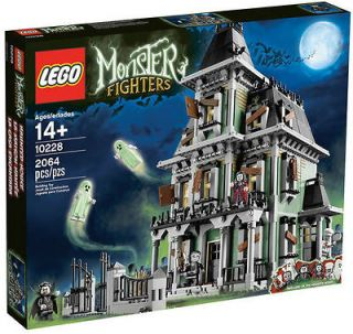 Newly listed NEW IN BOX LEGO 10228: Monster Fighters Haunted House
