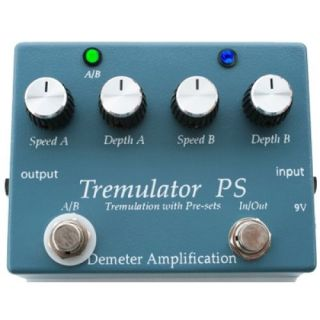 Demeter TRM PS Tremulator w/Presets Made with Ultimate Quality In USA