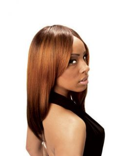ULTRA YAKY 10 ZURY 100% HUMAN WEAVE HAIR STRAIGHT