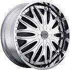 22 DAVIN REVOLVE SPINNERS Sexclusive WHEEL SET 22x9.5 RIMS 5   6 Lug