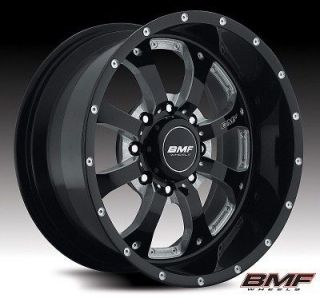 661B 010816519 NOVAKANE 8 DEATH METAL BLACK 20x10 Bolt8x6.5 OS 19