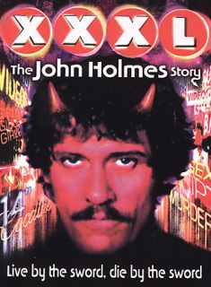 XXXL: The John Holmes Story (DVD, 2004) *Brand New Sealed*
