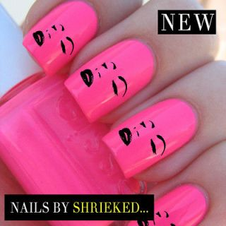 Marilyn Monroe Decal Designs For Nails Water Transfers Celebrity Style