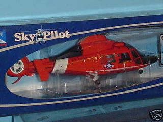 US COAST GUARD DAUPHIN HH 65C HELICOPTER 148