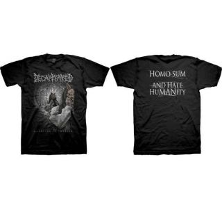 Decapitated   Carnival Is Forever  T SHIRT S M L XL 2XL New Official T