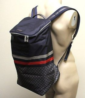 990 NEW Authentic GUCCI Unisex Diamante Backpack, Travel Bag, Book